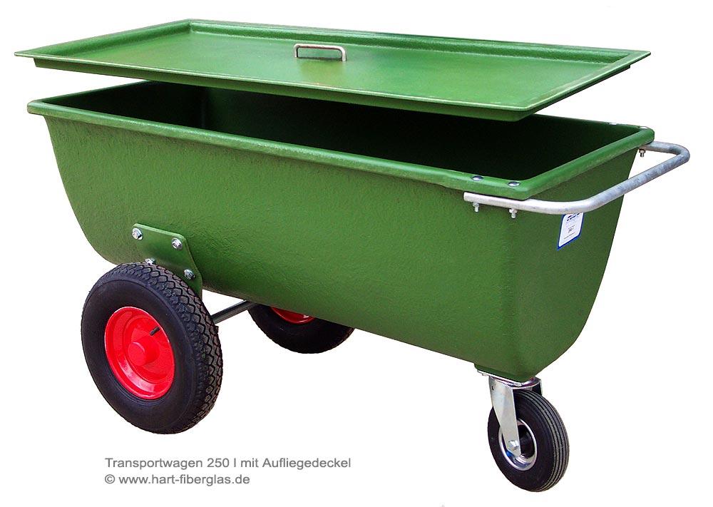futterwagen transportwagen mit gasdruckfeder deckel. Black Bedroom Furniture Sets. Home Design Ideas